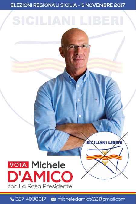 Michele D'Amico 2017