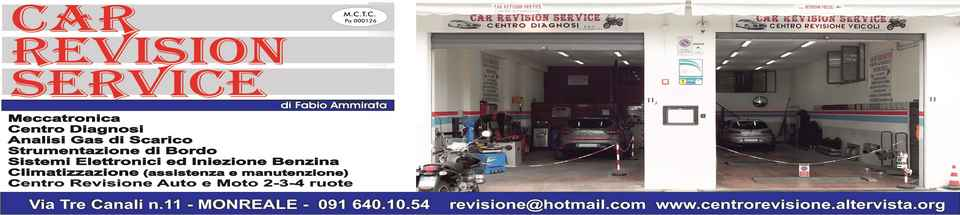 Car revision service